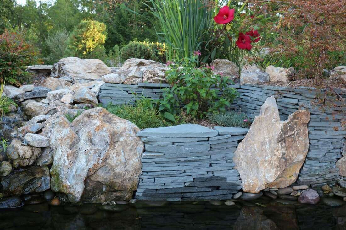 Pond Build, Bridgewater, NJ