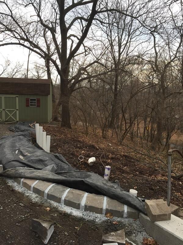 Complete Yard Renovation in Highland Park, NJ