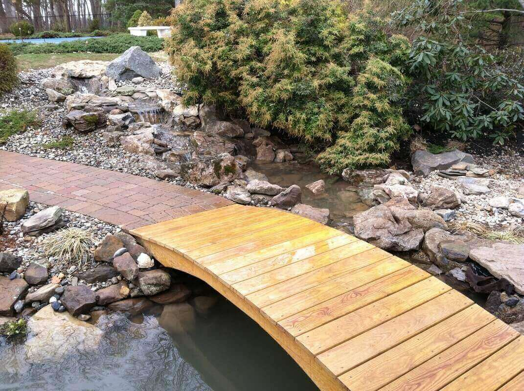 Pond Build, Warren, NJ