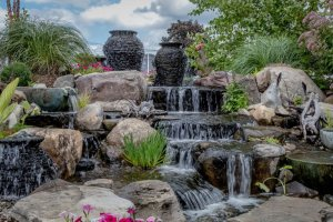 How To Add A More Natural Touch To Your Water Feature