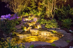 How To Conserve Energy With Landscape Lighting