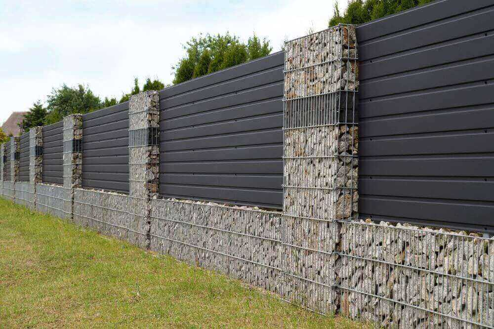 How To Construct The Perfect Gabion Wall