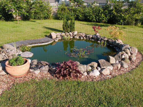 How to Detect And Repair Pond Leaks