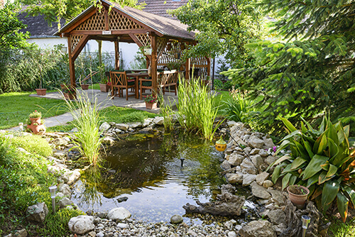 Pond Maintenance Tips For The Summer Season