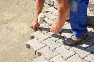 The Advantages of Concrete Interlocking Pavers
