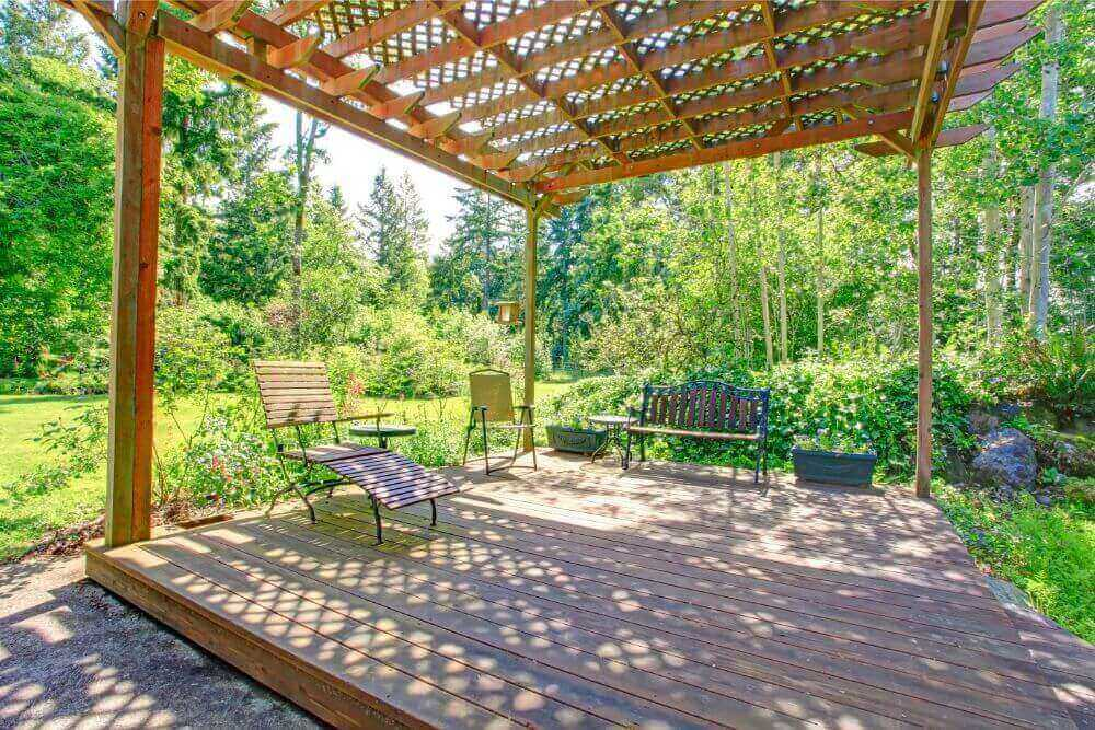 Why You Should Install a Wooden Pergola or Arbor