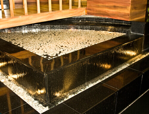 Things To Remember When Installing an Indoor Water Feature