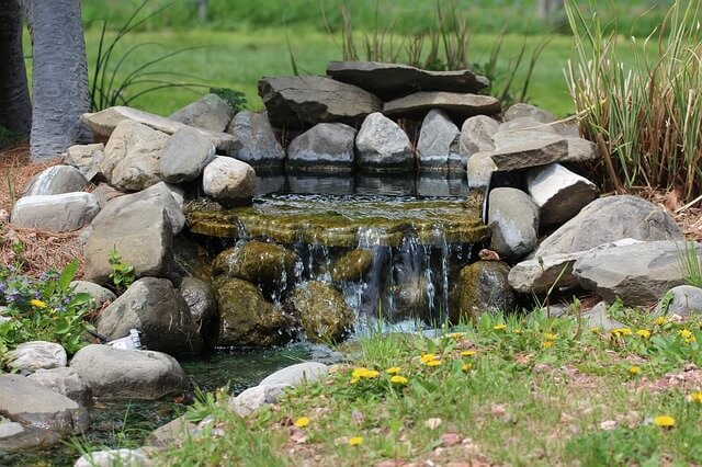 Your Pondless Water Feature Needs Regular Maintenance Too!