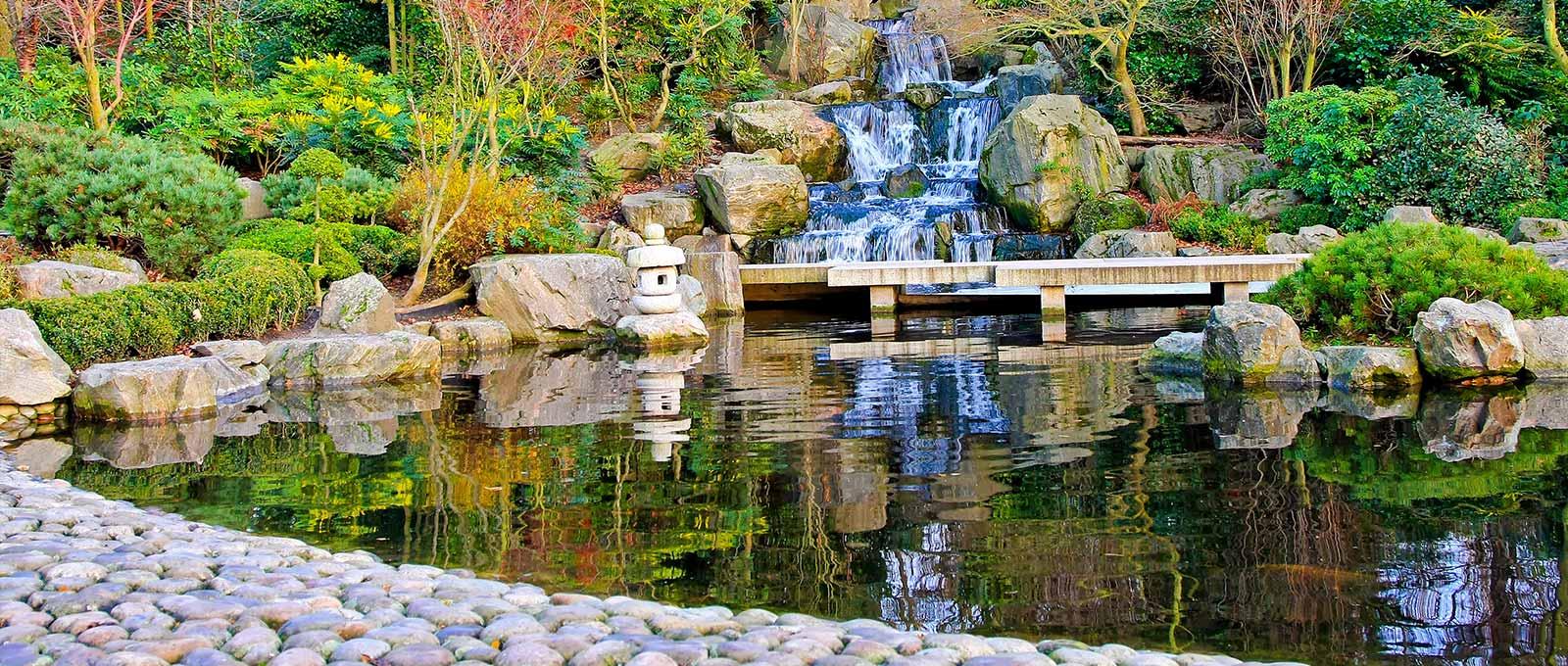 Stock Photo Waterfall